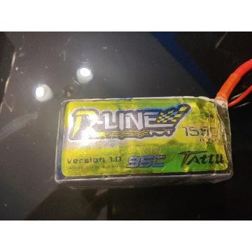 Akumulator dron tattu r-line 4s 1550mah 95c