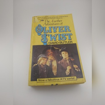 'Oliver Twist' David Butler dalsze przygody ang