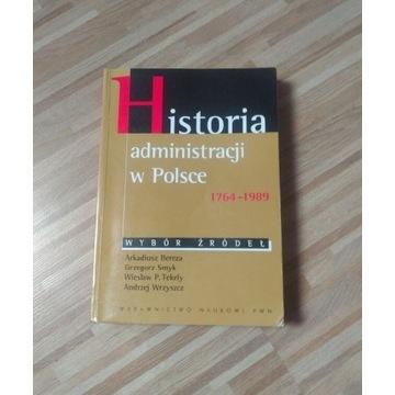 Historia Administracji w Polsce