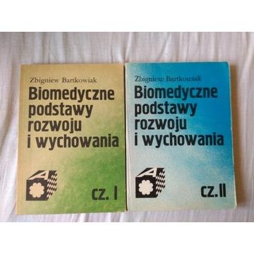 Biomedyczne podstawy rozwoju i wychowania cz. I-II