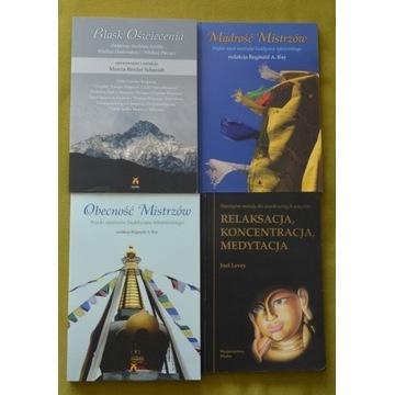 Buddyzm 4 książki
