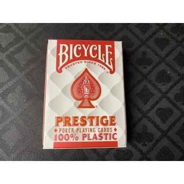 Karty Bicycle Prestige Poker Jumbo index