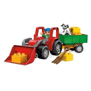 -= LEGO DUPLO 5647 - TRAKTOR =-