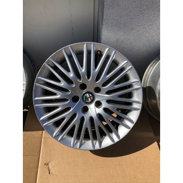 Felgi aluminiowe 17' Alfa Romeo Giulietta