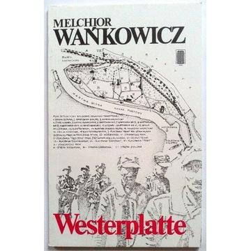 M. Wańkowicz WESTERPLATTE
