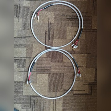 Audionova moonwalk signature series bi wire 2×2m