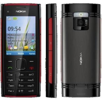 Nokia X2-00 , Oryginał, ODPORNA, GW