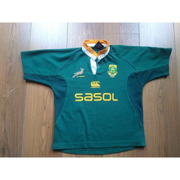 Koszulka reprezentacji RPA - replika 8 lat