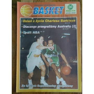 Tygodnik Koszykarski BASKET nr 28 (38) 12.07.1994