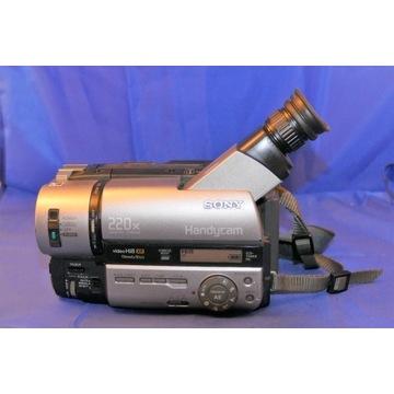kamera sony hi8 xr ccd-tr840e top model stereo