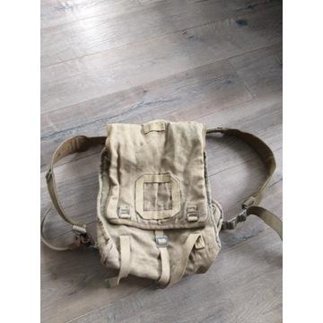 Plecak kostka wojskowy harcerski