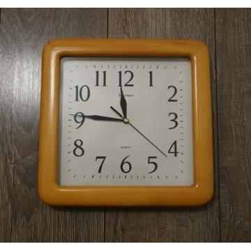 Zegar ścienny Vector cichy mechanizm