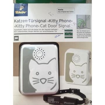 Okazja!! Dla kotów wychodzących KittyPhone