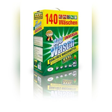 Proszek 10kg Niemiecki App Wasch