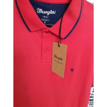Koszulka Wrangler SS Pique Polo