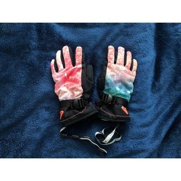 rękawice narciarskie zimowe ROXY JR 8/9 lat