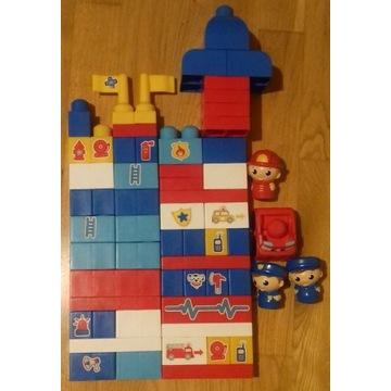 Klocki Mega Blocks dla dzieci mix różne