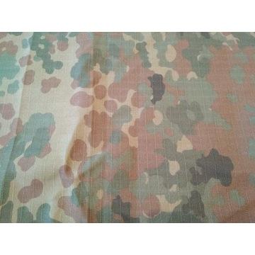Tkanina UOP, gepard, łąka, materiał w kamuflażu