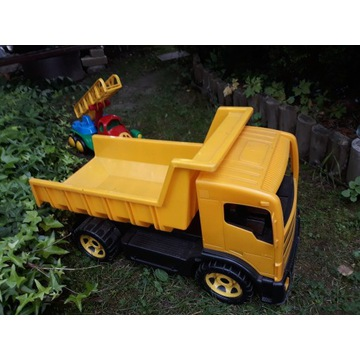 Auto zabawka - wywrotka duża