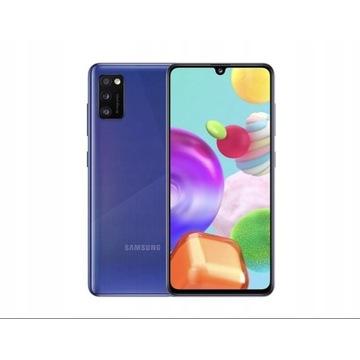 Samsung A41 Niebieski