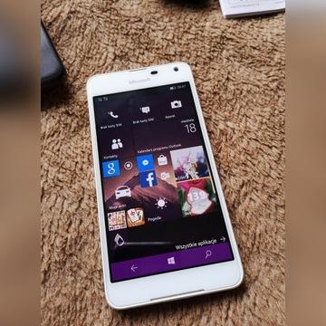 Telefon Microsoft Lumia 650 dual sim biała