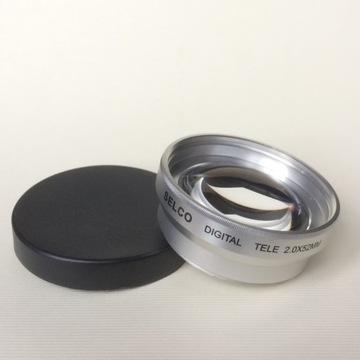 konwerter Selco digital tele 2.0x52mm