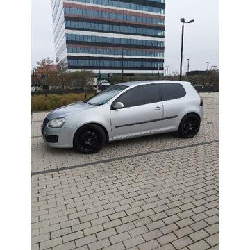 VW GOLF V  2.5i R5 Doinwestowany pakiet GT