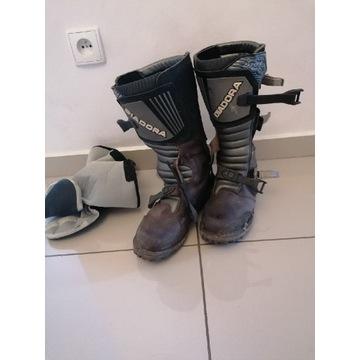 Buty Diadora Stone numer 40 użyte dwa razy