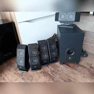 Głośniki Logitech 5.1 X-540