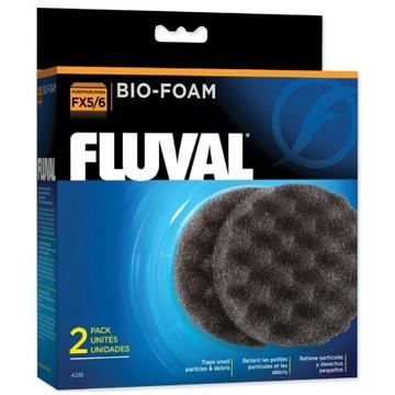 FLUVAL GĄBKA WĘGLOWA FX4 FX5 FX6 NOWA