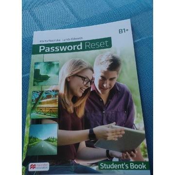 Password Reset B1+ podręcznik