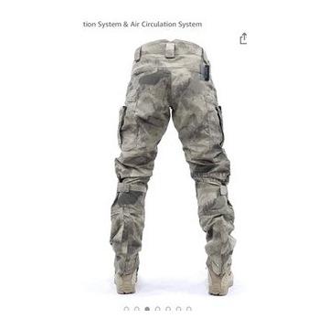 Amerykański spodnie taktyczne wojskowe PROF