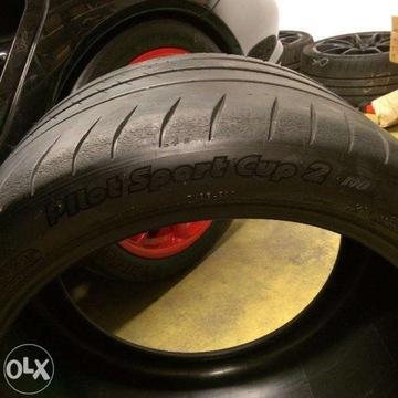 MICHELIN Pilot Sport Cup2 325/30/19 105Y Porsche