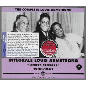 Intégrale Louis Armstrong 1938-1941 (3CD) Jak nowa