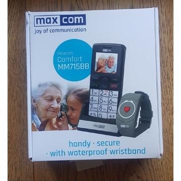 MAXCOM MM 715 BB telefon dla seniora
