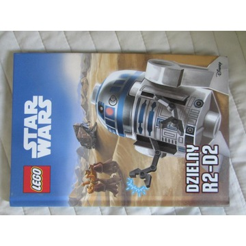 Książka Star Wars, Dzielny R2-D2