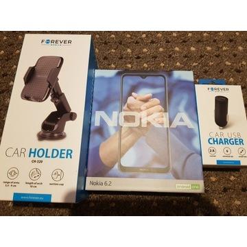 Telefon Nokia 6.2 ,nowy