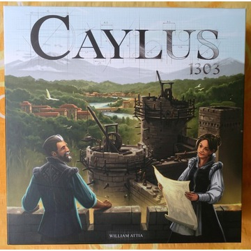 Gra Caylus 1303 (edycja polska), NOWA!