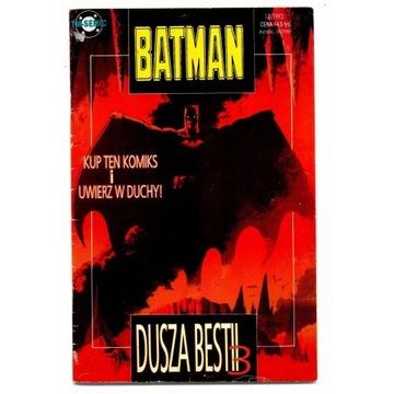 BATMAN - Dusza Bestii 3 12/1992