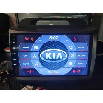 Radio Kia Sportage 2011-15. 2din Android GPS WiFi