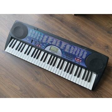 Keyboard Casio CTK-451 - MIDI, 5 oktaw