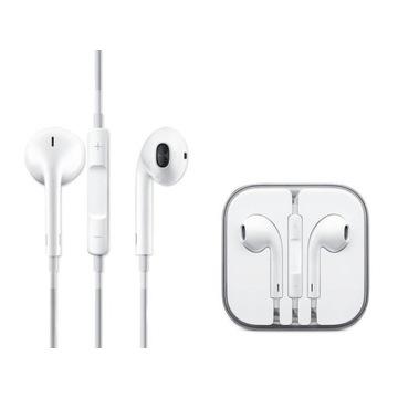 Słuchawki douszne EarPods Mini jack 3.5mm