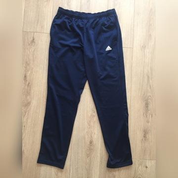 Spodnie dresowe męskie Adidas rozmiar L
