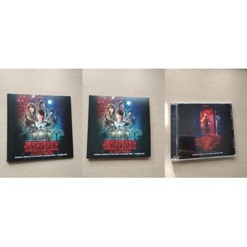 3xCD Stranger Things OST 1 & 2