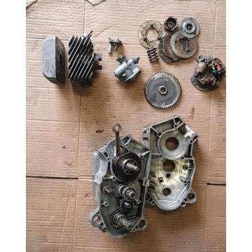 Silnik części romet motorynka kadet