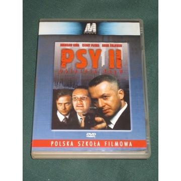 PSY II OSTATNIA KREW  (DVD)