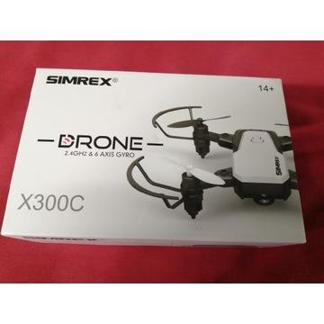 Dron simrex x300c