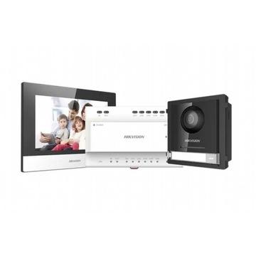 Wideodomofon HikVision DS-KIS702 - WYSYŁKA