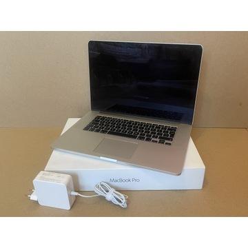 """Apple Macbook Pro A1398 2015r 15"""""""