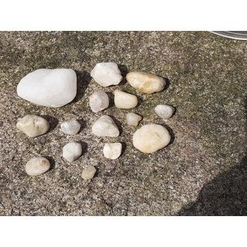 Minerały surowe do szlifu